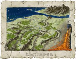 Harlasea - Grymnar by SirInkman