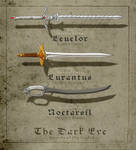 Swords of the Gods [The Dark Eye] by sirinkman