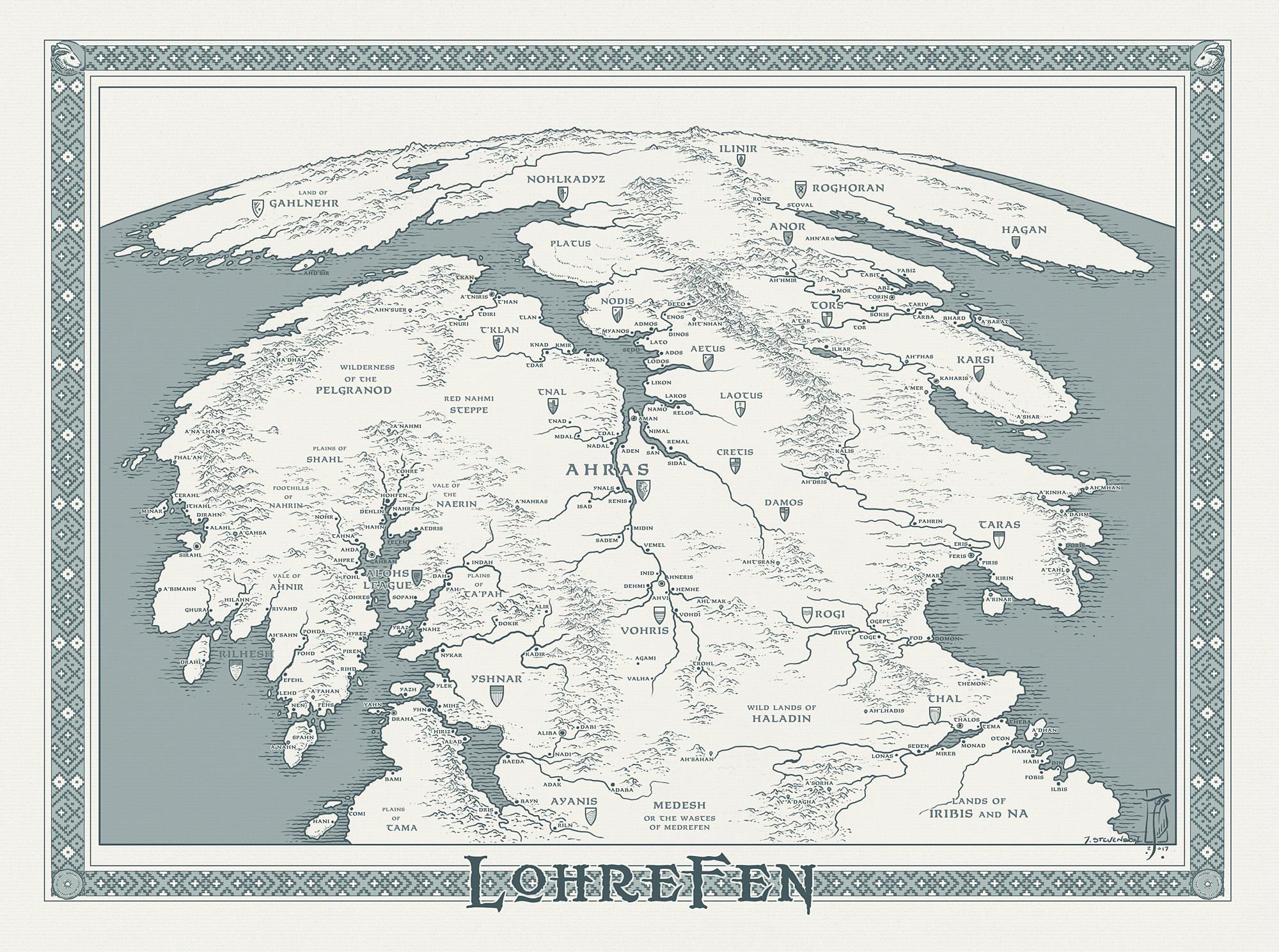 Lohrefen by SirInkman