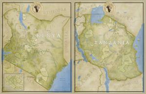 Born Free safaris - Kenya-Tanzania by SirInkman