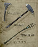 Weapons of the Gods [The Dark Eye]