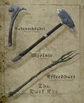 Weapons of the Gods [The Dark Eye] by SirInkman