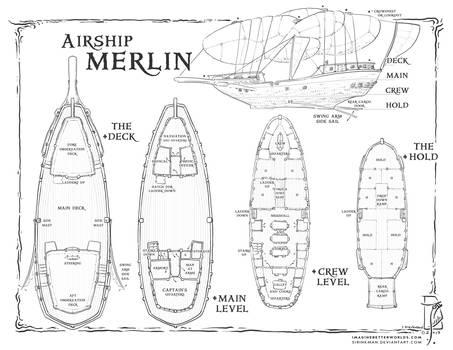 Airship Merlin