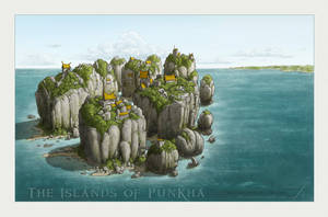 The Islands of Punkha