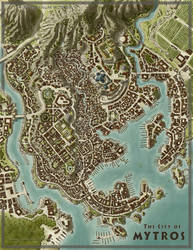 City of Mytros [Odyssey of the Dragonlords]