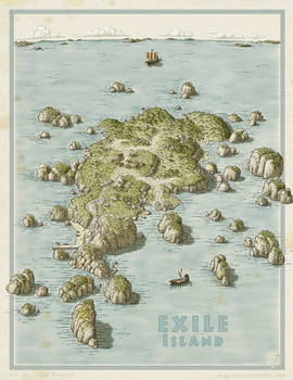 Exile Island [Odyssey of the Dragonlords]