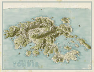 Isle of Yonder [Odyssey of the Dragonlords]