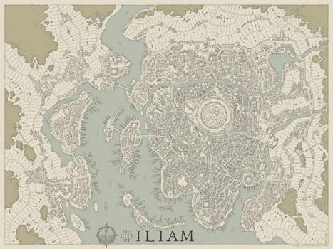 City of Iliam