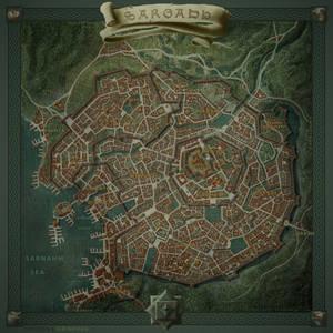 City of Sargadh
