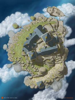 Castle Grel [sky]