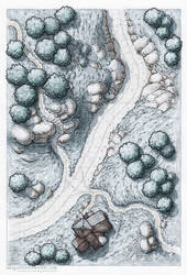 Outland Inn - wild winter [day-grid]