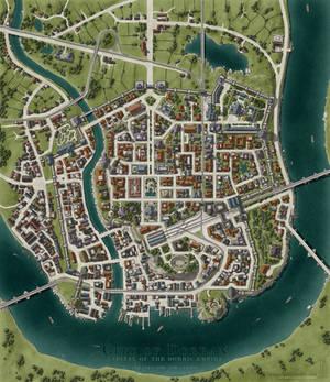 City of Dorran [for Tom Cartos]