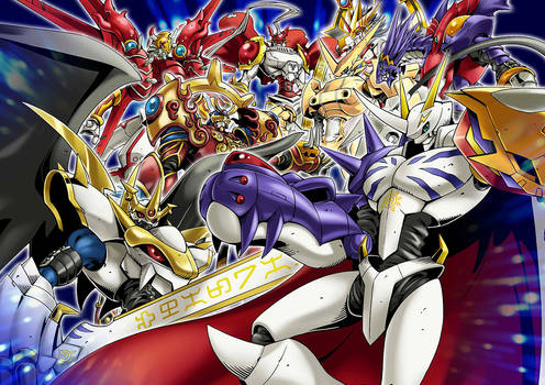 Digimon leader Ultimate