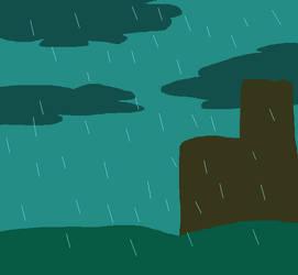 Chapter 10: Matt's Dream- Rainy Ruins
