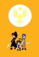 STH:TLOS: The Three Heroines
