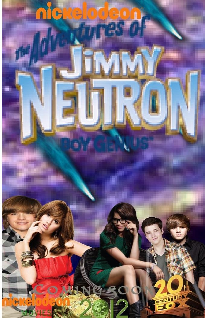 jimmy neutron movie poster 5 by goddardtownkies on deviantart