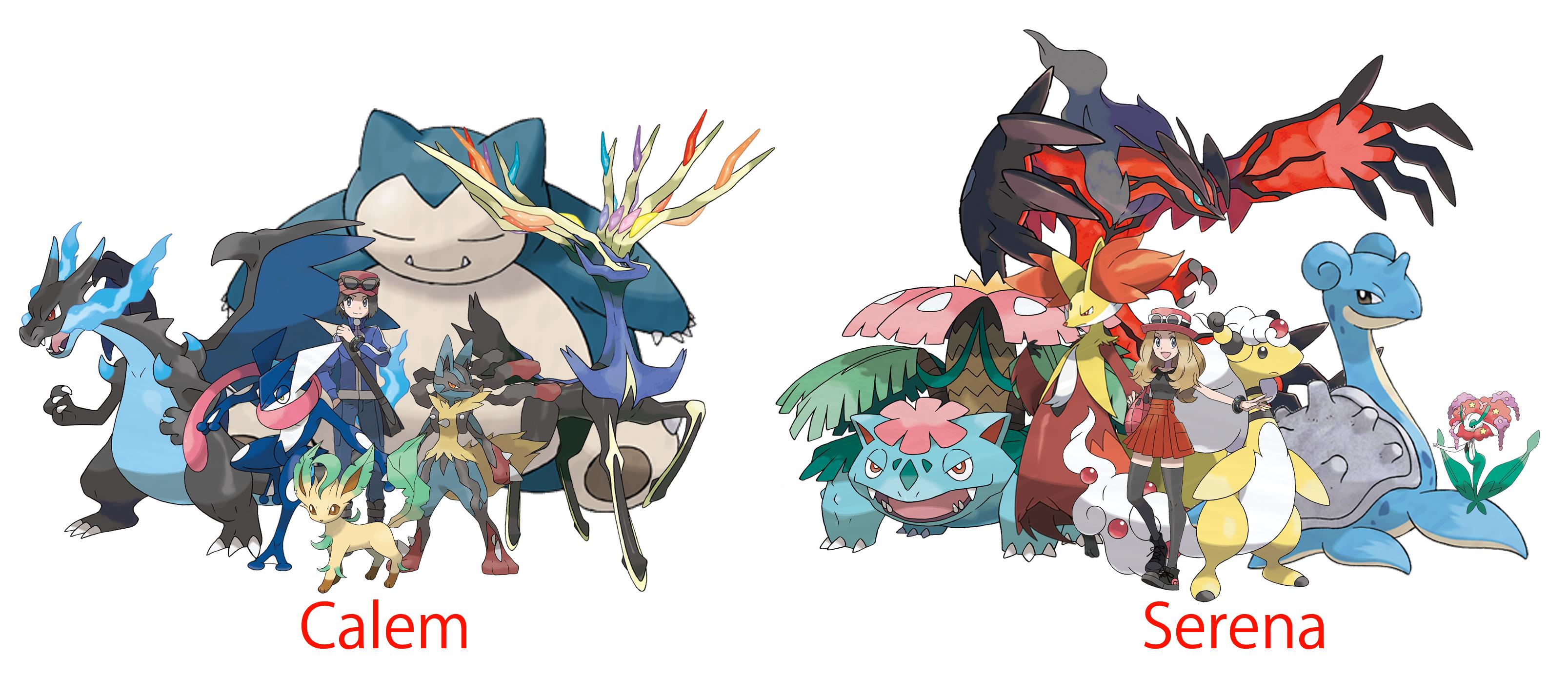 Pokemon Team Buildup sprites by Voltex12345 on DeviantArt
