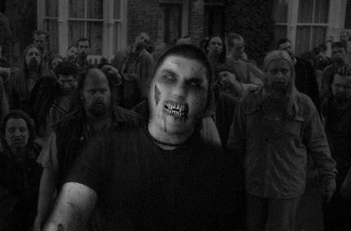 My husband the Zombie LOL by flutterbyefaery