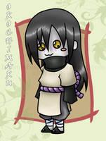 Akatsuki Cutie Pies:Orochimaru by hissorihaka