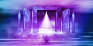 Come Into The Temple Wallpaper