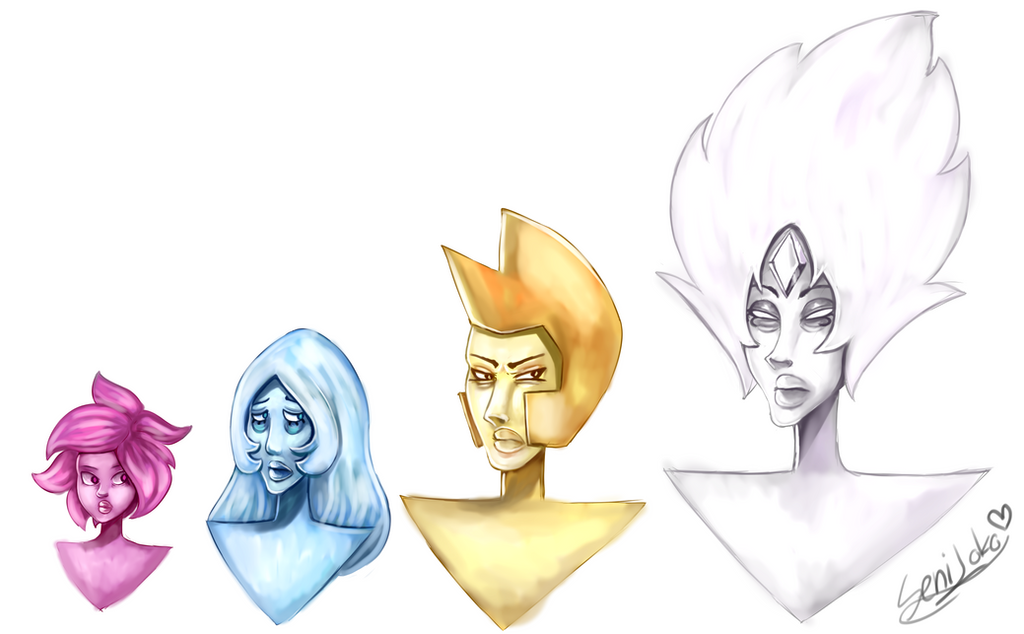 Just a quick test of the Diamonds faces c: