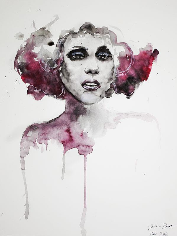 Lady Gaga by SpectreNoir
