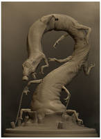 Centipede ex Inferis by energise