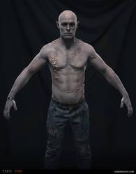 State Zero: Vamp body