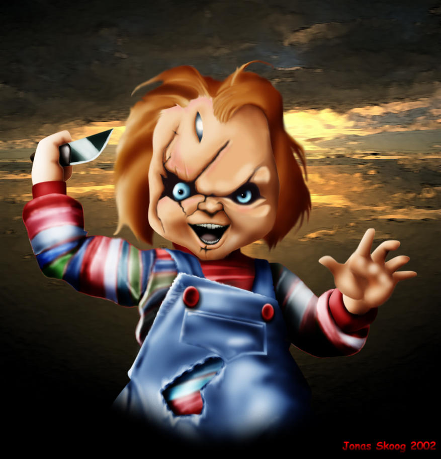 Chucky Wallpapers: Chucky By Energise On DeviantArt