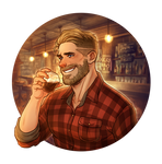 Forest Whiskey [commission]