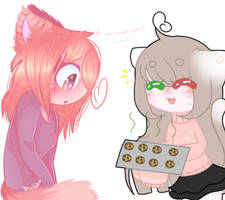Cookies (Collab) by Delilah-Rose1