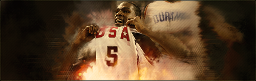 Kevin Durant by Kazam50