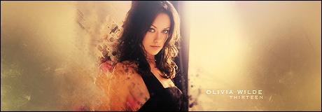 Olivia Wilde by Kazam50