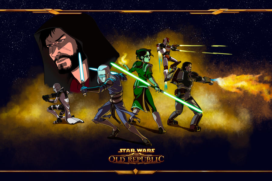 top swtor jedi wallpapers