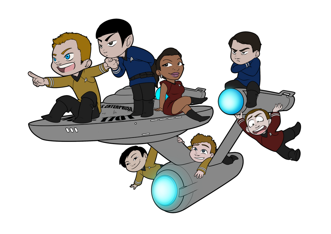 Free Bbc Cliparts, Download Free Clip Art, Free Clip Art ... |Drawing Cute Cartoon Star Trek Kirk