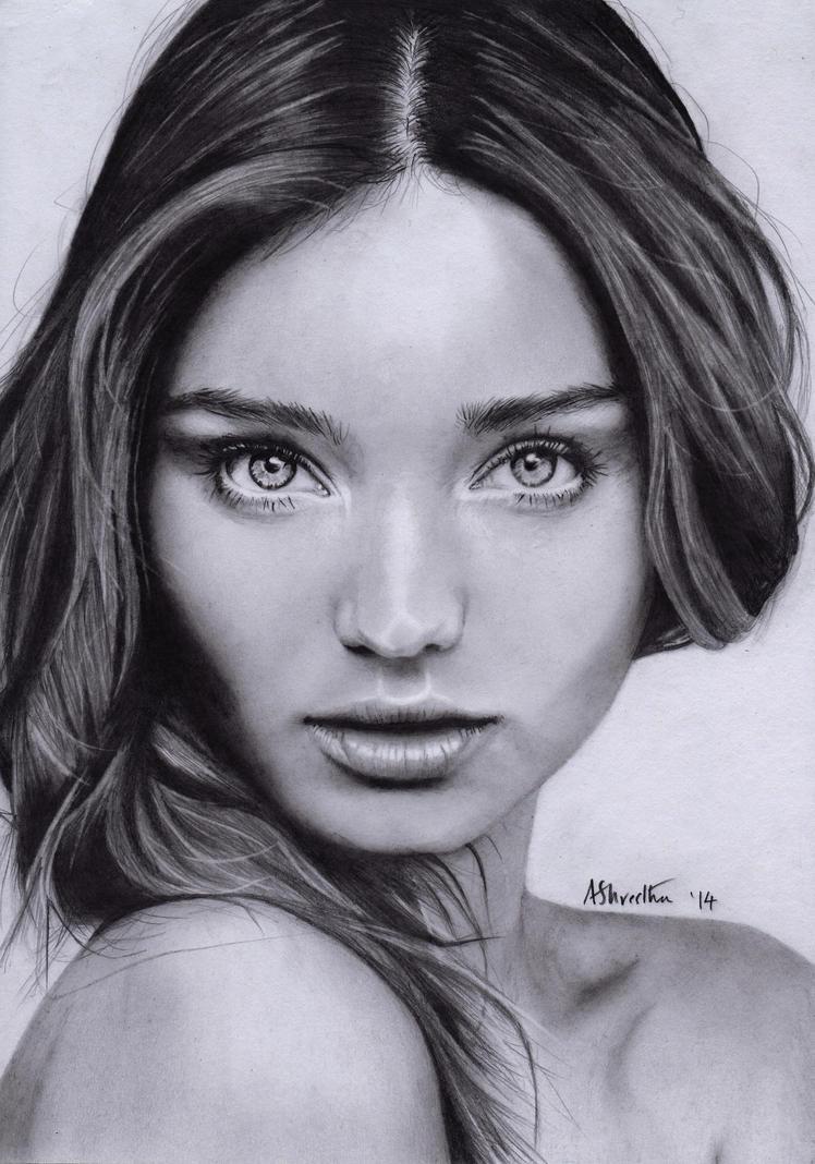 Miranda Kerr by Aj3sh