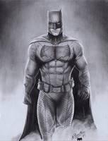 The Dark Knight by Aj3sh