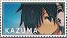 Stamp:: King Kazuma by Beilschmidt