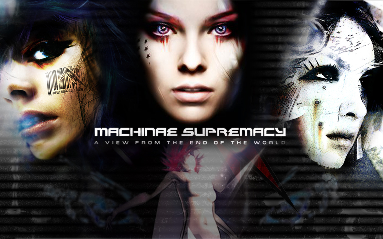 Machinae Album Collage