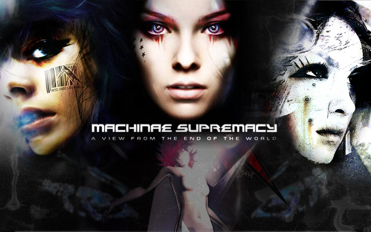 Machinae Album Collage