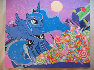 Candy For Luna