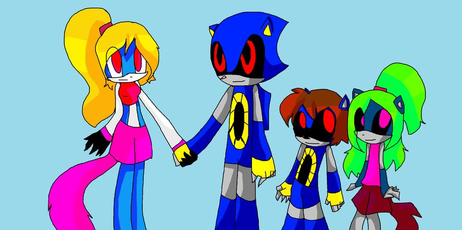 the family by sylviathecrazygirl