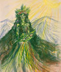 Mother Earth II by Forestelfin