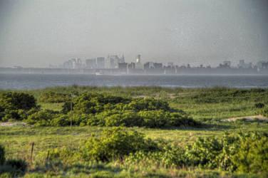 Sandy Hook Lookout - OAR by ebbixx