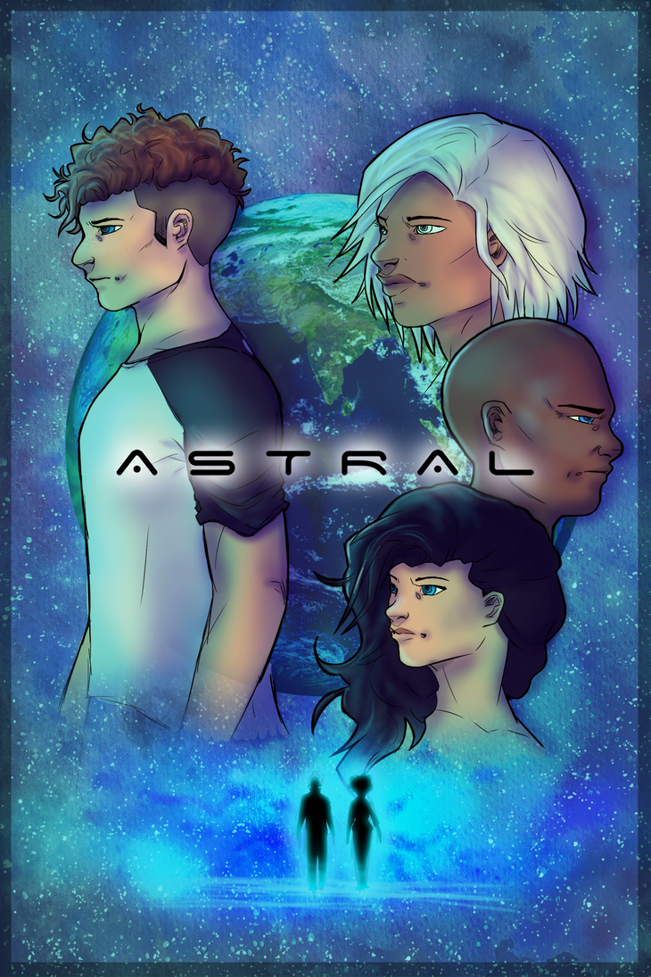 Astral - Poster by ArmadaPaw