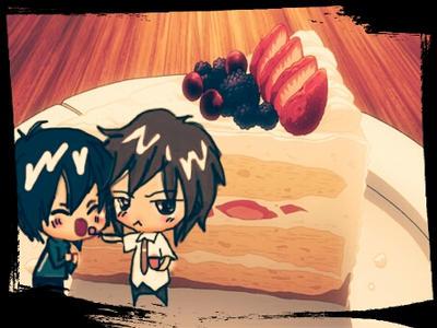 happy birthday Aless~ by Hirokibell