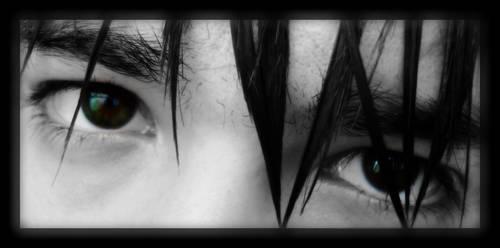 Hair and Eyes by Darkyel