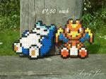Pokemon beads