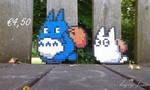 Totoro beads set