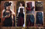 Comission steampunk costume